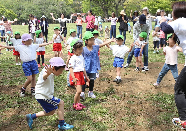 遊びは、子どもの成長発達の上で 最も大切であると考えます
