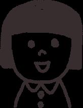 園児の声 girl01